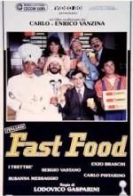 ıtalian Fast Food (1986) afişi
