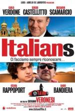 ıtalians (2009) afişi
