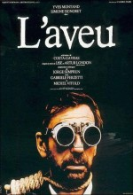 L'aveu (1970) afişi
