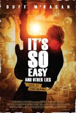 It's So Easy and Other Lies (2016) afişi