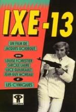 Ixe-13 (1972) afişi
