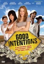 iyi Niyetli (2010) afişi