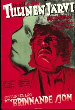 Ja Alla Oli Tulinen Järvi (1937) afişi