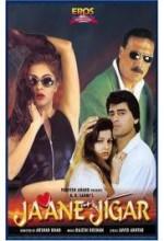 Jaane Jigar (1998) afişi