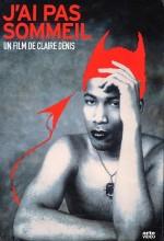 J'ai Pas Sommeil (1994) afişi