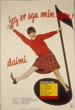 Jeg Er Sgu Min Egen (1967) afişi