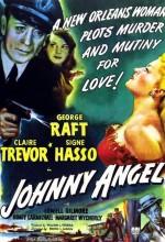 Johnny Angel (1945) afişi