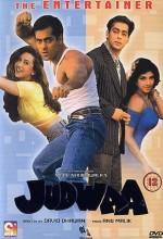 Judwaa (1997) afişi