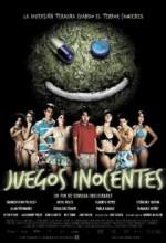 Juegos ınocentes (2007) afişi