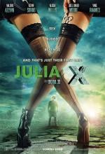 Julia X 3d (2011) afişi