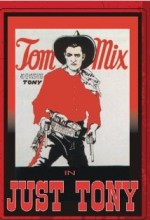 Just Tony (1922) afişi