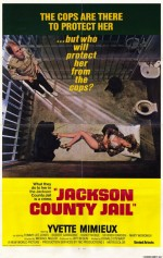 Jackson County Jail (1976) afişi