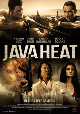 Java Heat (2013) afişi