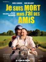 Je Suis Mort Mais J'ai Des Amis (2015) afişi