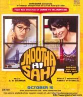 Jhootha Hi Sahi (2010) afişi