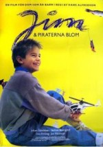 Jim & piraterna Blom (1987) afişi