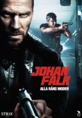 Johan Falk: Alla råns moder (2012) afişi