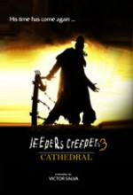 Jeepers Creepers 3: Cathedral  afişi