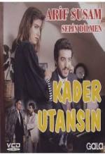 Kader Utansın (1987) afişi