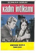 Kadın İntikamı (1968) afişi