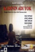 Kadının Adı Yok (1987) afişi