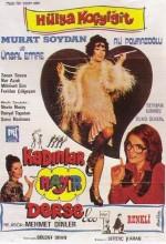 Kadınlar Hayır Derse (1975) afişi