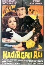 Kadırgalı Ali (1971) afişi