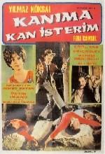 Kanıma Kan isterim (1970) afişi
