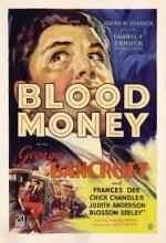 Kanlı Para (1933) afişi