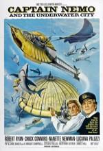 Kaptan Nemo Ve Sualtı Şehri (1969) afişi