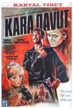 Kara Davut. (1967) afişi