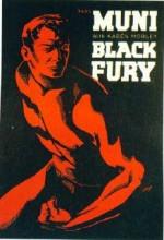 Kara Gazap (1935) afişi
