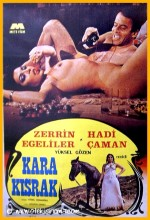 Kara Kısrak (1979) afişi