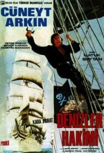 Kara Murat: Denizler Hakimi (1977) afişi