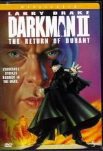 Karanlık Adam 2: Durant'ın Dönüşü (1994) afişi