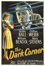 The Dark Corner (1946) afişi