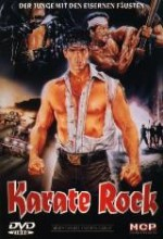 Karate Rock (1990) afişi