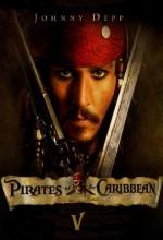 Karayip Korsanları 5 (2017) afişi