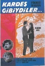 Kardeş Gibiydiler (1963) afişi