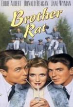 Kardeşim Rat (1938) afişi