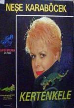 Kertenkele (1986) afişi