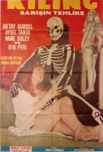 Kilink Sarışın Tehlike (1967) afişi