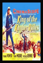 King Of The Khyber Rifles (1953) afişi