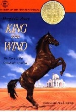 King Of The Wind (1989) afişi