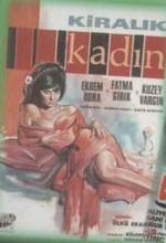 Kiralık Kadın (1967) afişi