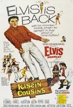 Kissin' Cousins (1964) afişi
