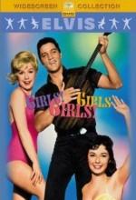 Girls! Girls! Girls! (1962) afişi