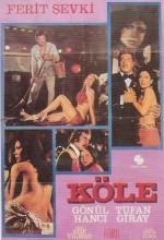 Köle (1972) afişi