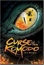 The Curse of the Komodo (2004) afişi