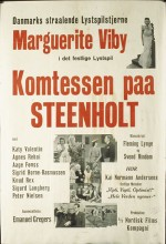 Komtessen Paa Steenholt